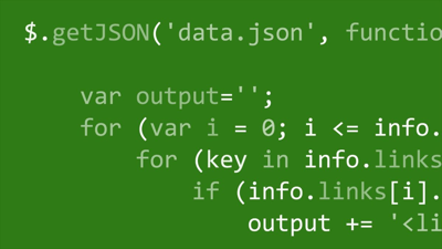 JavaScript and JSON image
