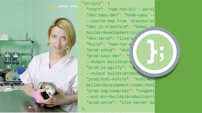 Tooling with NPM Scripts image