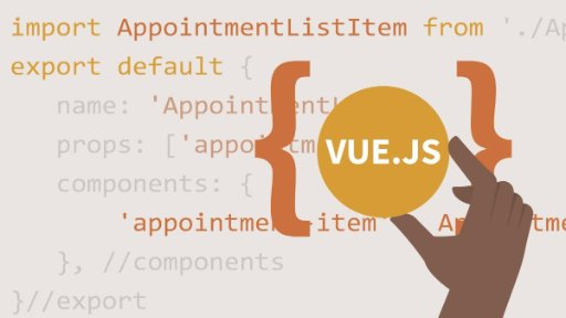 Vue.js: Building an Interface image